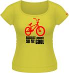 Biciclist - M - Galben - Adler'