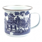 Cana tabla Blue Willow'