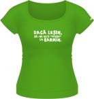 Daca Lesin - S - Verde - Adler'