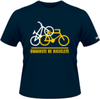 Dragoste De Biciclete - Albastru - SolS Regent - XL'