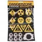 Magneti de Frigider - Danger Zone'