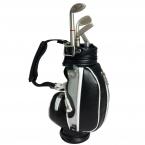 Mini Geanta de Golf si Suport de Pixuri'