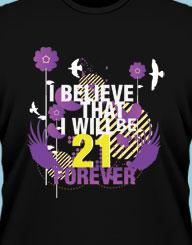 21 forever!