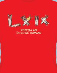 Pozitia 69 la Romani'