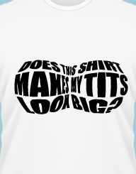 Big Tits Tshirt'