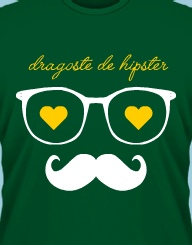 Dragoste de hipster'