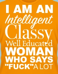 Classy Well Educated Woman