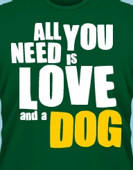 All You Need Is Love (Dog)