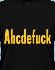 Abcdefuck