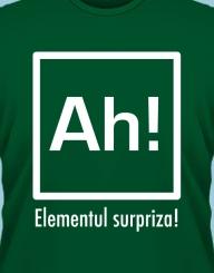 Ah! Elementul surpriza!