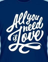 All You Need is Love'