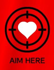 Aim Here