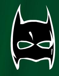 Bat Mask'