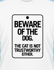 Beware Of The Dog'