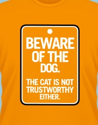 Beware Of The Dog'