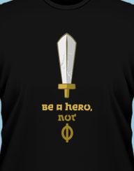 Be A Hero