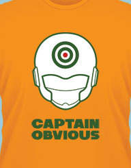 Captain Obvious'