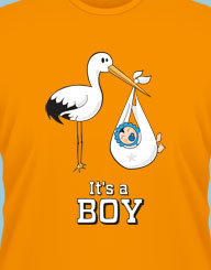 It's A Boy'