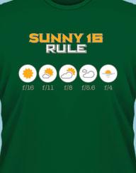 Sunny 16 Rule