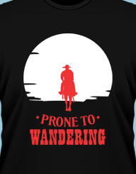 Prone To Wandering