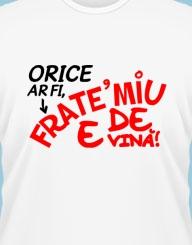 Frate'miu E De Vina!