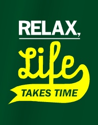 Life Takes Time