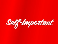 Self-Important