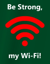 Strong Wi-Fi
