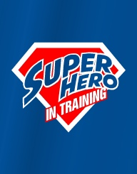 Superhero In Training'