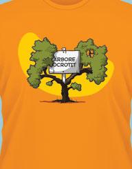 Arbore Ocrotit'