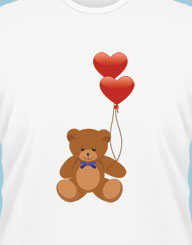 Teddy Bear Love - Boy'