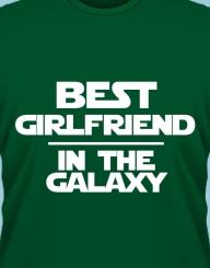 Best Girlfriend in the Galaxy