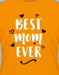 Best Mom Ever'