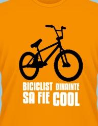 Biciclist!