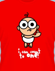 I Can Count To One'