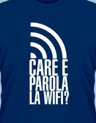 Care e parola la WiFi?'
