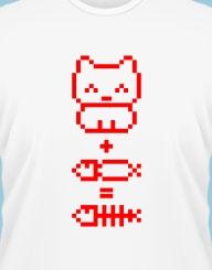 Pisica + peste =