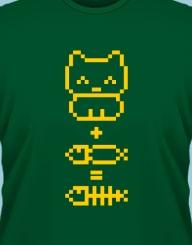 Pisica + peste ='