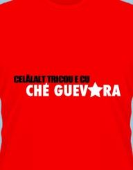Mai am un tricou si cu Che.
