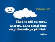 Citatepedia.ro - Cu Capul in Nori'