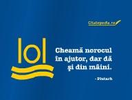 Citatepedia.ro - Cheama Norocul'