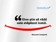 Citatepedia.ro - Cine Stie Sa Rada