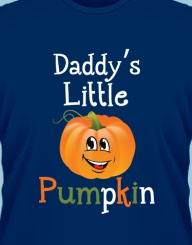 Daddy's Little Pumpkin'