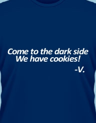 The cookie monster'