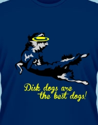 Disk Dogs'
