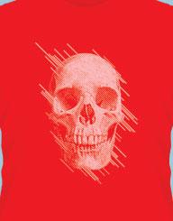 Distressed Skull