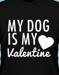 My Dog is my Valentine'