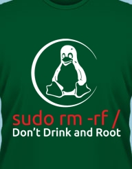 Don't Drink and Root'