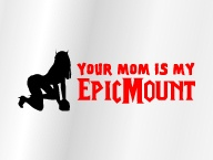My epic mount