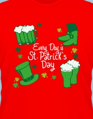 St. Patrick's Day'